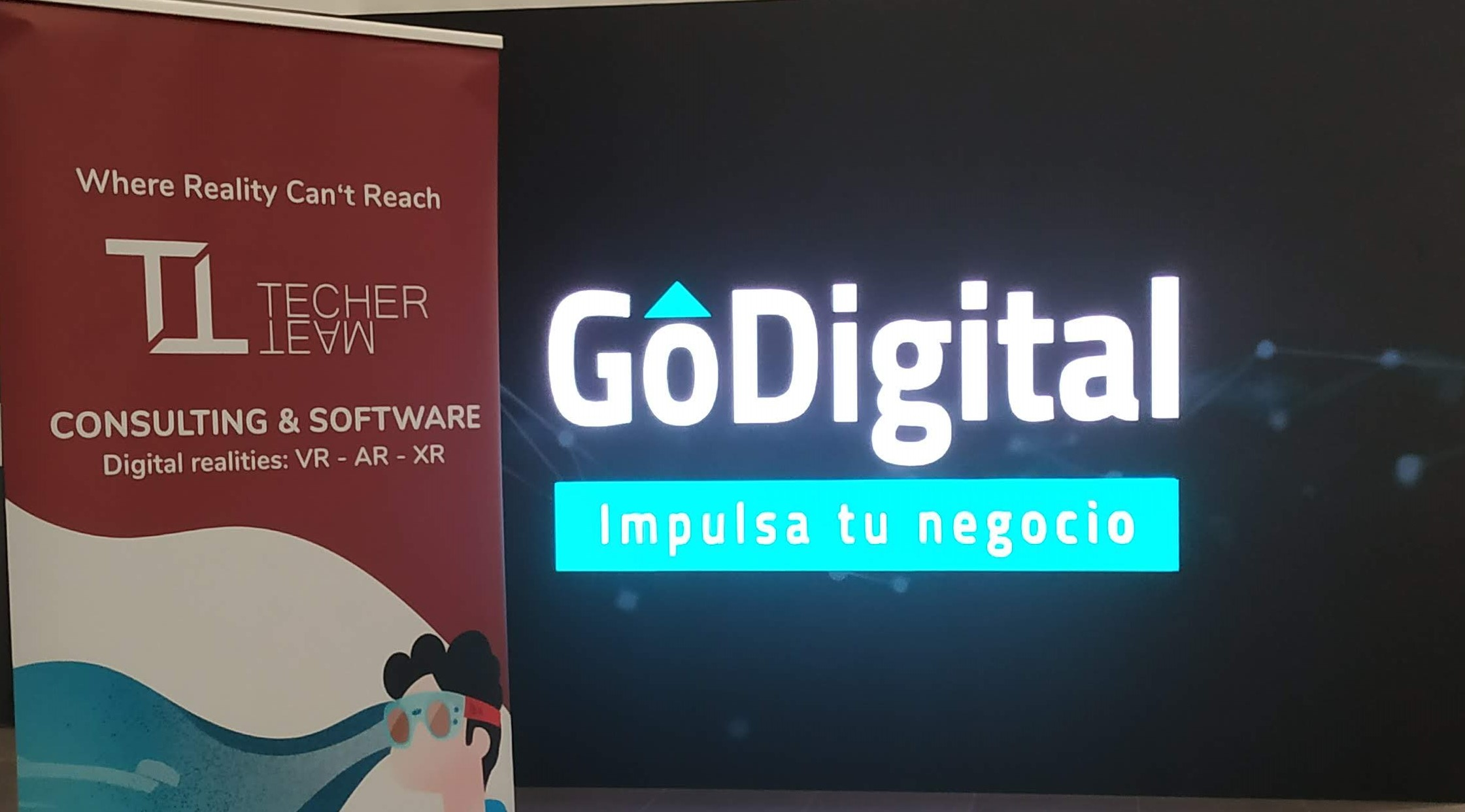 Techer Team Go Digital